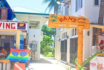 Bans Beach Resort Boracay