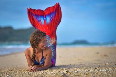 Boracay Mermaid Lesson