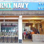 Army Navy Restaurant Boracay