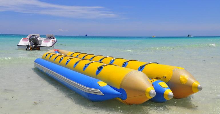 バナナボートとは