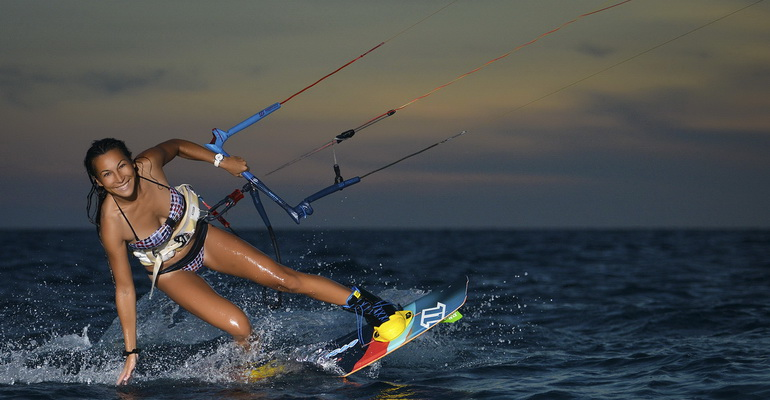 Kiteboarding Boracay Activity