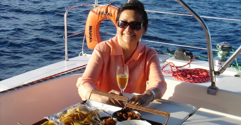 Luxury Sailing Boracay Activity