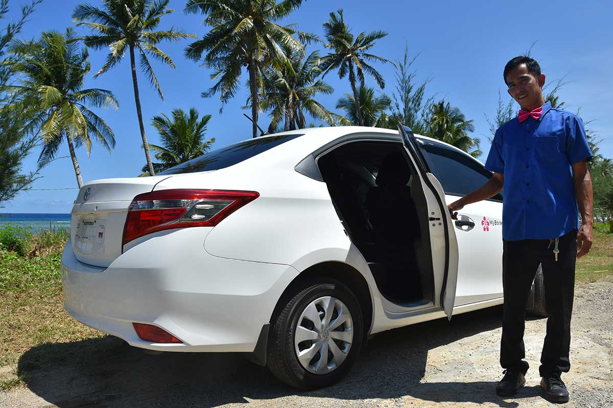 Hire a driver to Boracay