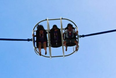 Reverse Bungy Boracay Activities
