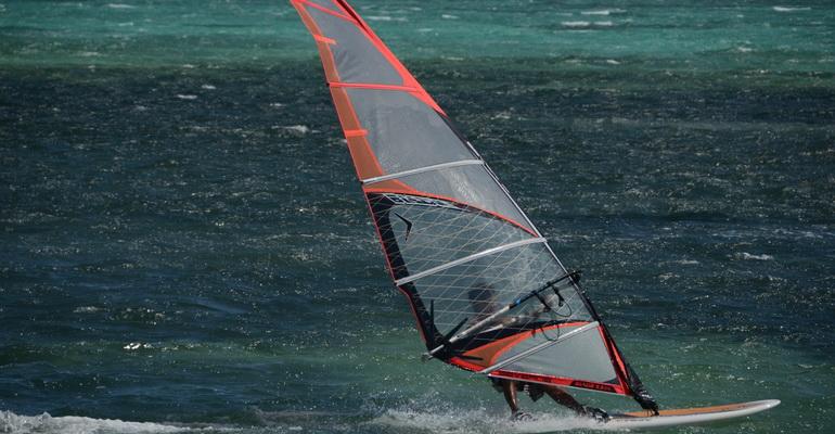 wind surfing boracay