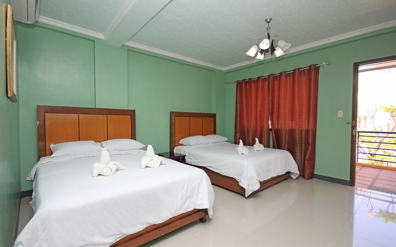 Quad Aircon Room