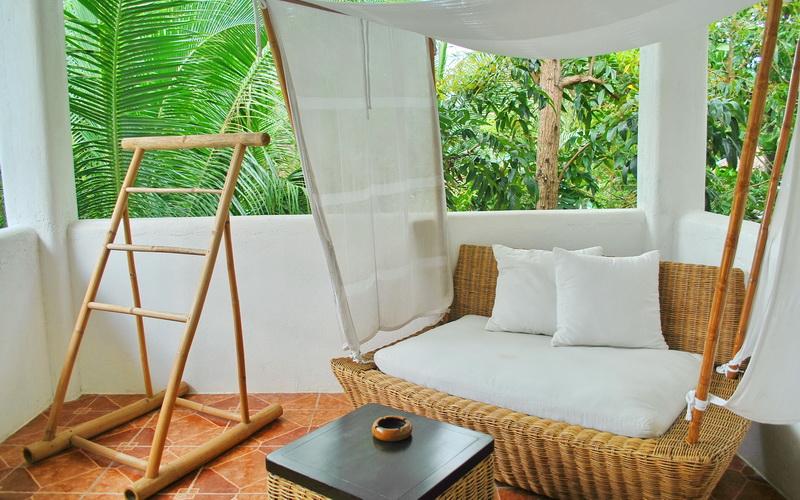 Garden View Suite with Veranda