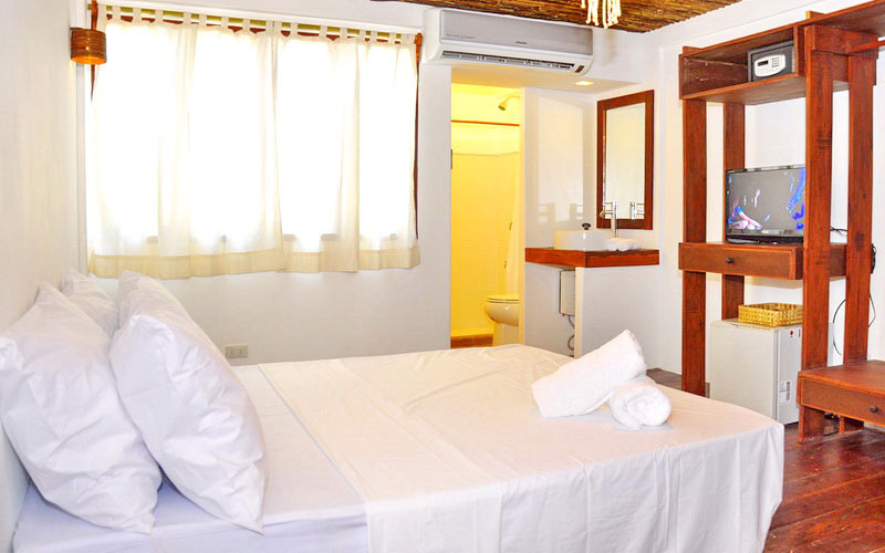 Boracay Coco Huts Room Rates
