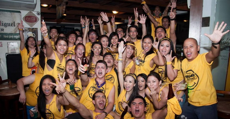 Boracay Pub Crawl Activities