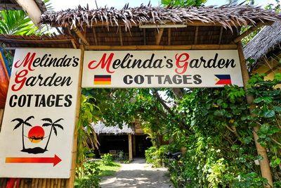Melinda's Garden Boracay
