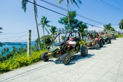 ATV and Buggt Car Boracay Activities