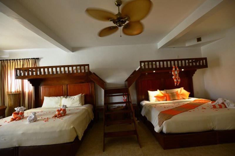 Ambassador Hotel Boracay Family Rooms