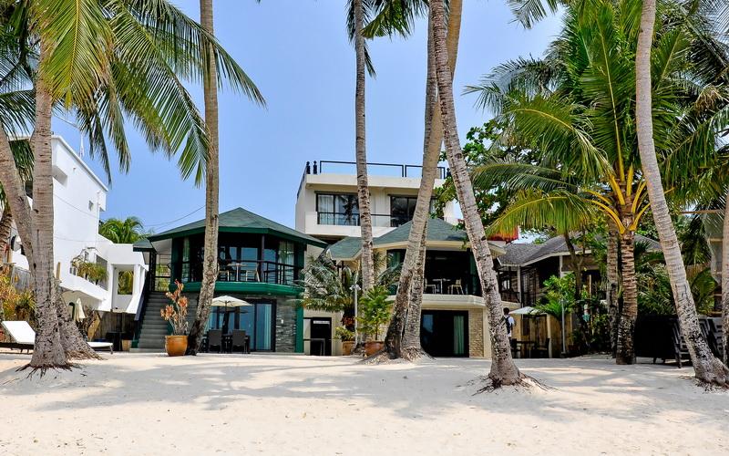 Beach House M Boracay