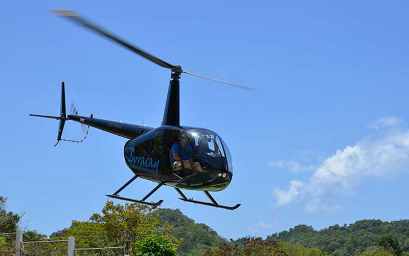 Manila Direct VIP Helicopter - Boracay