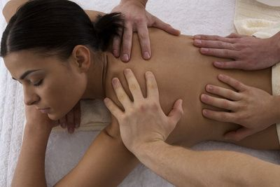 Four Hand Massage