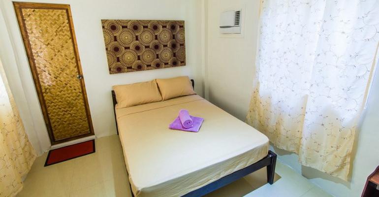 Superior Room Jeepney Hostel and Kite Resort Boracay