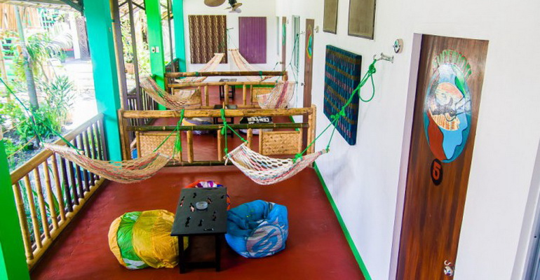 Superior Room Jeepney Hostel and Kite Resort Boracay