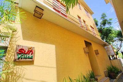 Sun Villa Resort and Spa Beachfront Boracay