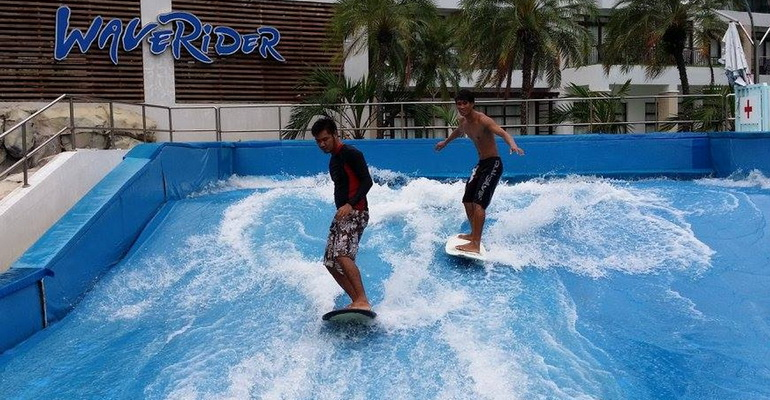 Wave Rider Boracay Activity