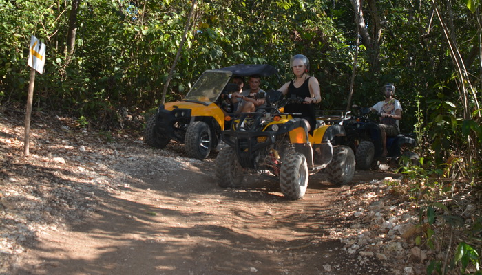 ATV Off Road Boracay Activities