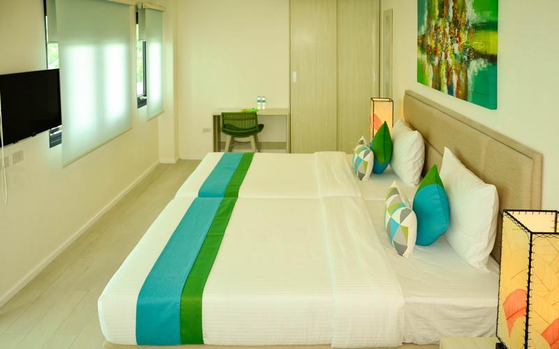 Lime Hotel Boracay Premier Twin