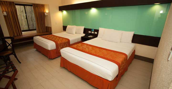 Microtel in Boracay 2 Queen Beds