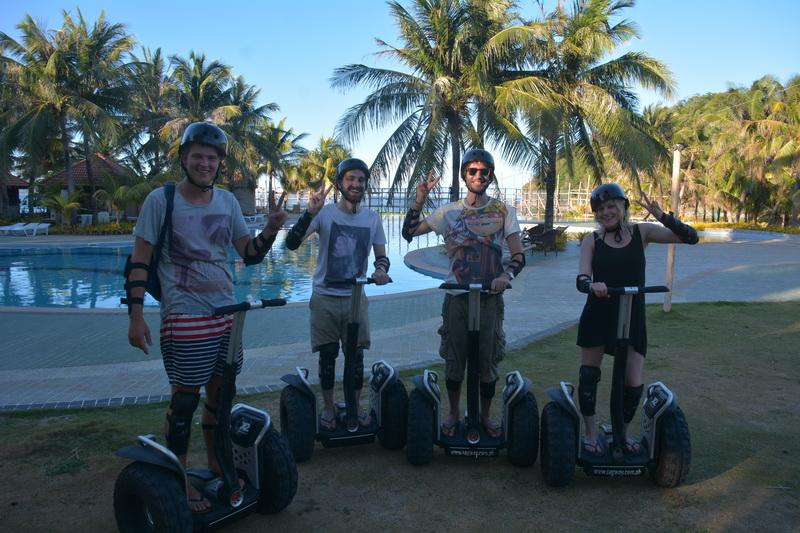 Segway Tours Boracay Activities