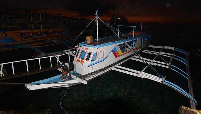Night Navigation Transfer - Boracay