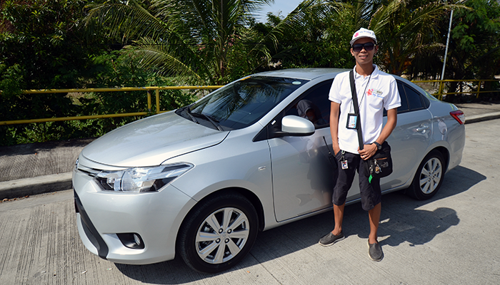 Private Taxi Transfer - Boracay