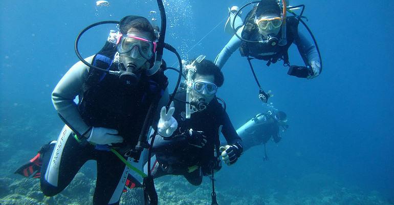 Boracay Aquarium Scuba Dive