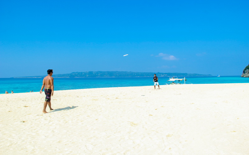 4 Hours Private Island Hopping Boracay Activity