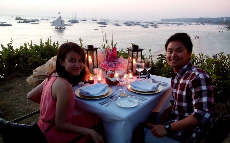 Wedding Proposal Boracay Activity