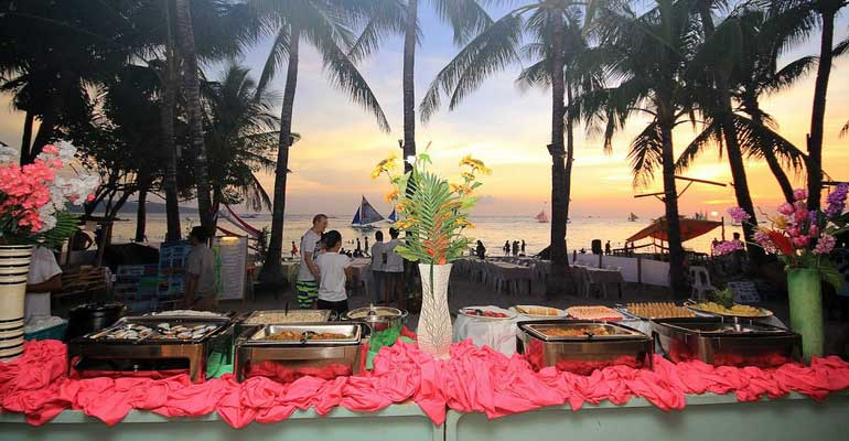 Bamboo Beach Resort Boracay