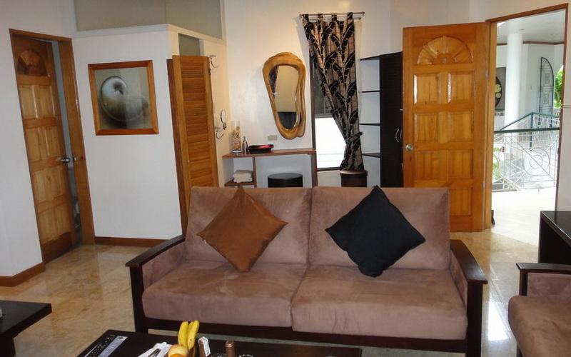 Deluxe Double Room with Ocean View
