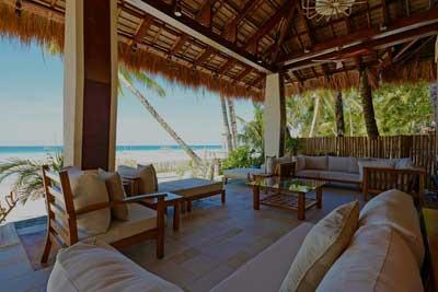 Beach Houses and Villas