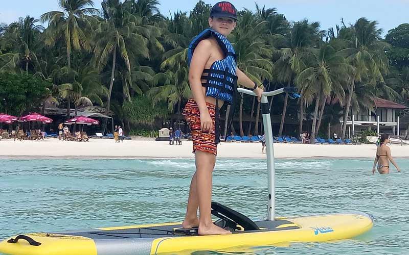 Water Walkers Boracay Activities