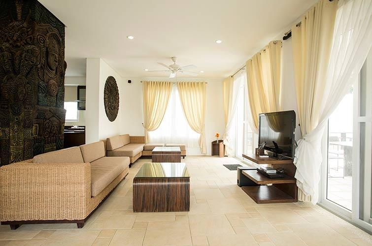 Oceanview 2 Bedroom Executive Suite