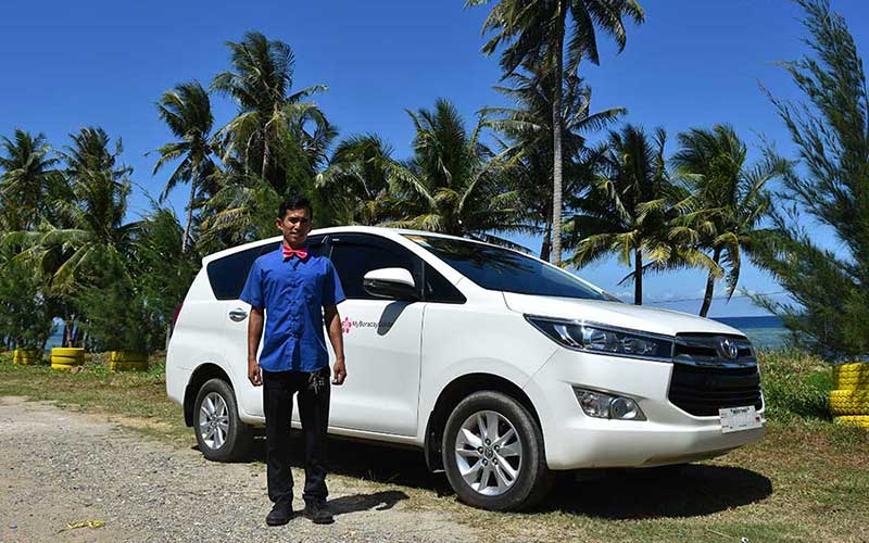 Innova Boracay Airport Transportation