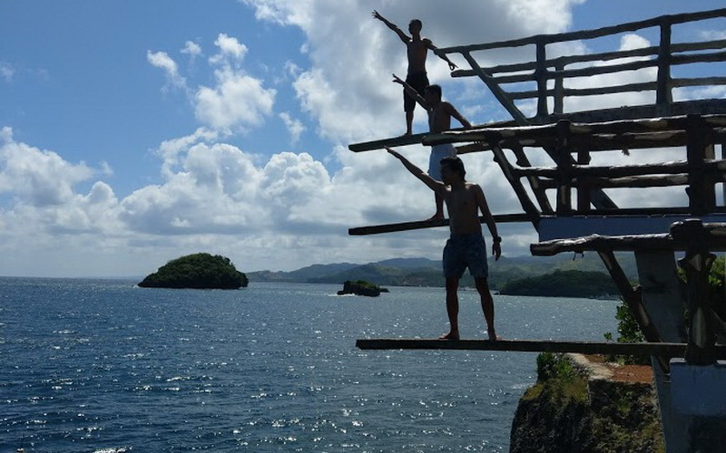 Ultimate Cliff Jumping Island Hopping Adventure