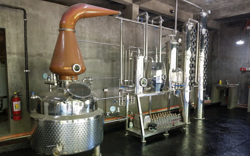 Mainland Distillery and Eco Tours
