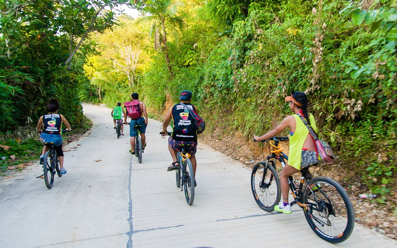 Mountain Bike Eco Tour Boracay Activities