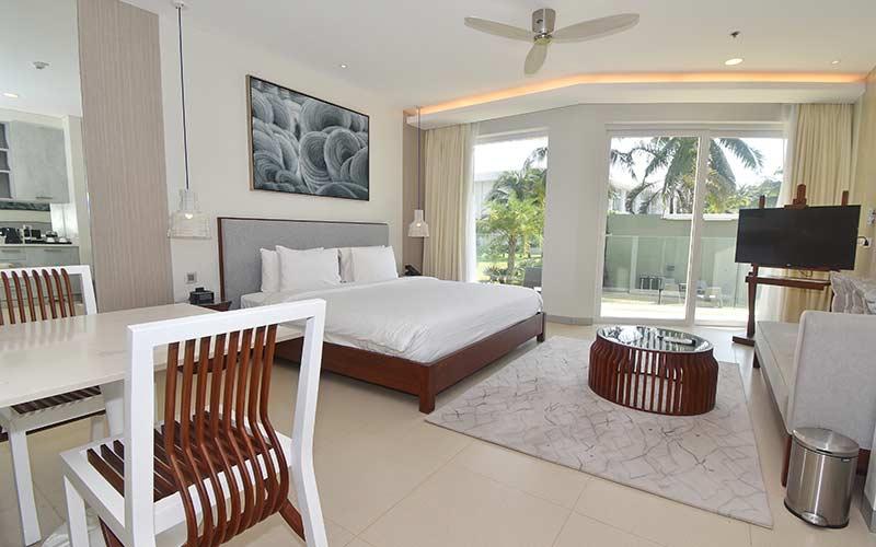Aqua Boracay Deluxe Room Ocean View
