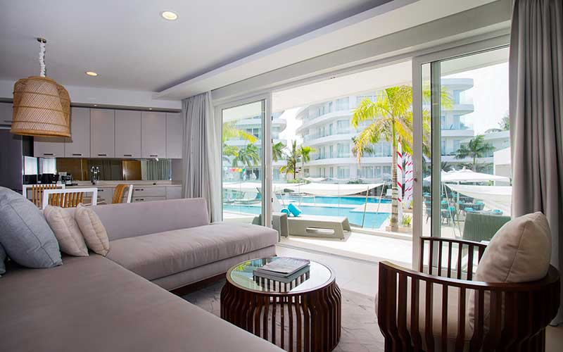 Aqua Boracay Premier 1BR Suite Pool View