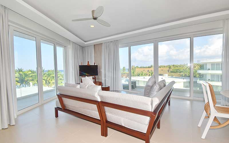 Aqua Boracay Premier One Bedroom Suite Ocean View